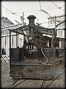 Leopold Brix - Steam tram nr.11