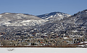 Ski Framed Prints - Steamboat Springs - Colorado Framed Print by Brendan Reals