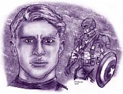 Chris  DelVecchio - Steve Rogers Captain America
