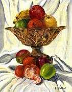 Fruits Paintings - Still-life by Viktor Stakhov