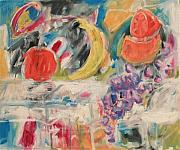 Impressionism Originals - Still Life with Fruit by Michael Henderson