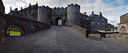 Castle Photo Originals - Stirling Castle by Jan Faul