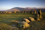 Ages Prints - Stone Circle Print by John Short