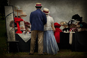 Store - The Hat Stand  Print by Mike Savad