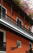 Streets Of Old San Juan Print by Stephen Anderson