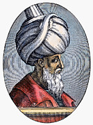 Turban Framed Prints - Suleiman The Magnificent Framed Print by Granger