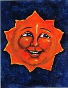 Sun Print by Sarah Farren