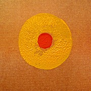 Cardboard Digital Art - Sun Spot by Charles Stuart