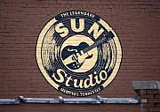 Elvis Presley Photos - Sun Studio Memphis Tennessee by Wayne Higgs