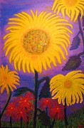 John Scates - Sunflowers