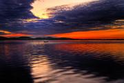 Sunset Print by Gert Lavsen