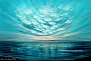 Sunset Quest Print by Gina De Gorna