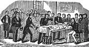 Pre-19th Photo Prints - Surgery Without Anesthesia, Pre-1840s Print by Science Source