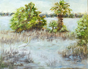 Helen Originals - Swamp Bird by Helen Tatum