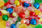 Candies Photos - Sweet candies by Carlos Caetano