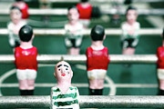 Miniatures Photos - Table soccer by Gaspar Avila
