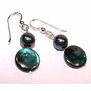 Handcrafted Jewelry - Tahitian Pearls by Kelly DuPrat