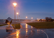 Building Feature Photos - Tallinn Coastline And Stormy Seas by Jaak Nilson