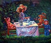 Tea Originals - Tea Party by Tommy  Winn