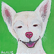 Chihuahua Originals - That Tickles by Ania M Milo