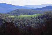 North Fork Metal Prints - The Allegheny Front, North Fork Metal Print by Raymond Gehman
