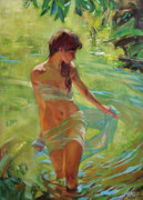 Sergey Ignatenko - The allegory of summer