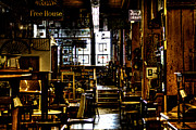 Pioneer Square Art - The Antique Store by David Patterson