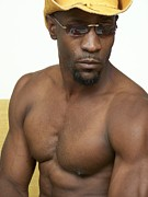 African American Nude Photos - The Art of Muscle Antonio by Jake Hartz