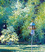 Bamboo Originals - The Bird Feeder by Kevin Lawrence Leveque