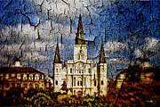 Scott Pellegrin Framed Prints - The Cathedral Framed Print by Scott Pellegrin