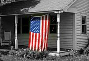U.s.a. Flag Photos - The Colors of Freedom by Linda Galok