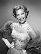 1950s Tv Prints - The Dinah Shore Chevy Show Aka The Print by Everett