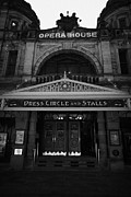 Buxton Posters - the edwardian buxton opera house Buxton Derbyshire England UK Poster by Joe Fox