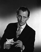 1955 Movies Art - The End Of The Affair, Peter Cushing by Everett