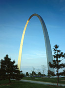 Destiny Prints - The Gateway Arch. Jefferson National Print by Everett
