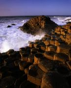 Seasides Framed Prints - The Giants Causeway, County Antrim Framed Print by The Irish Image Collection