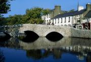 City Of Bridges Posters - The Mall, Westport, Co Mayo, Ireland Poster by The Irish Image Collection 