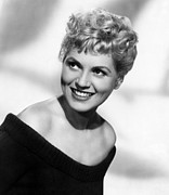 Bare Shoulder Framed Prints - The Marrying Kind, Judy Holliday, 1952 Framed Print by Everett