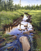 Alan Rutherford - The Old Mill Stream Two