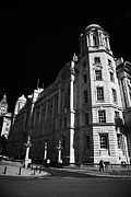 Listed Posters - The Port Of Liverpool Building One Of Liverpools Three Graces Listed Buildings On The Liverpool Poster by Joe Fox