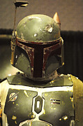 Boba Fett Photo Metal Prints - The Real Boba Fett Metal Print by Micah May