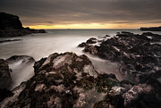 Sea Scape Framed Prints - The Reef Framed Print by Andy Astbury