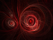 Apophysis Photos - The Rose by Rudolf Strutz