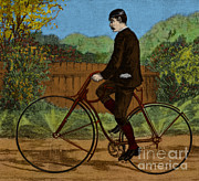 Rover Framed Prints - The Rover Bicycle Framed Print by Science Source
