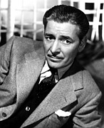 Mustache Framed Prints - The Talk Of The Town, Ronald Colman Framed Print by Everett