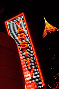 Photographers College Park Posters - The Varsity Atlanta Poster by Corky Willis Atlanta Photography