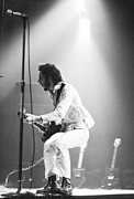 Music Photo Prints - The Whos Pete Townshend 1972 Print by Chris Walter