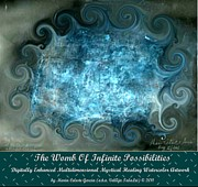 Maria Celeste Garcia - The Womb Of Infinite...