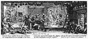 Citizen Prints - Thirty Years War, 1633 Print by Granger