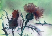 MaryAnn Cleary - Thistles